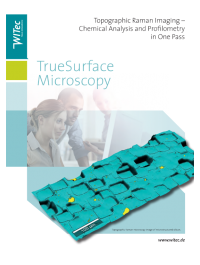 WITec TRUESURFACE Cover