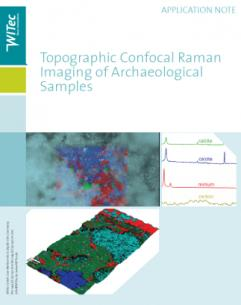 Archaeology AppNote cover